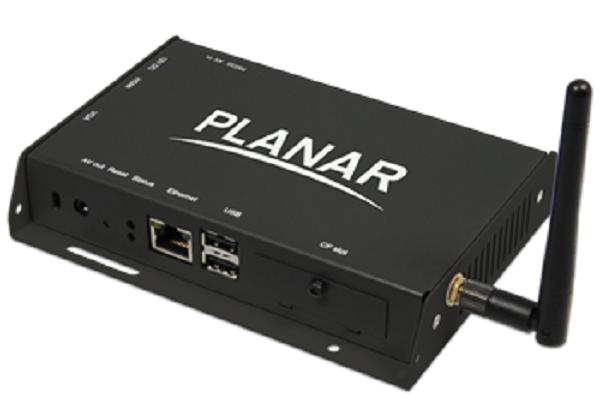 Add a Planar player