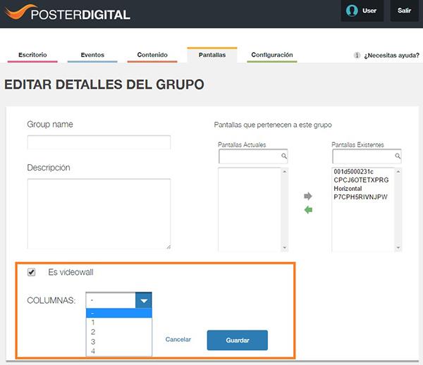 Videowall en Samsung SoC en PosterDigital 2 (2)