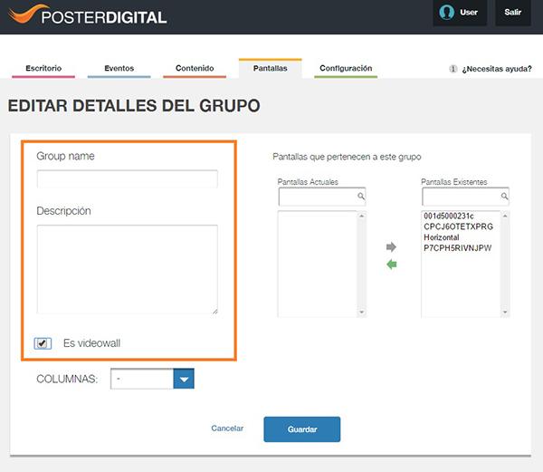 Videowall en Samsung SoC en PosterDigital 2 (3)