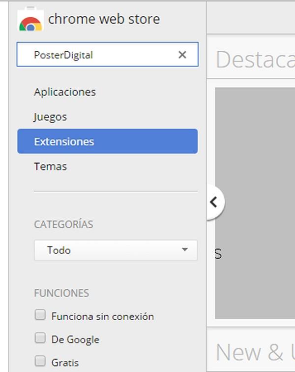 Cómo instalar la App de PosterDigital en un reproductor AOpen