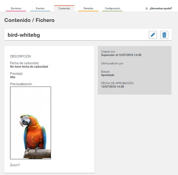 ¿Cómo descargar contenido de PosterDigital?