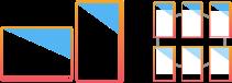 Screen Digital Signage icons