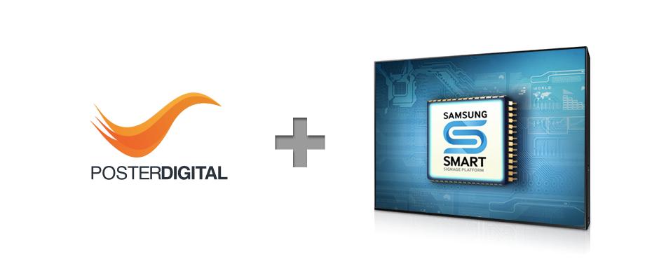 Samsung and Digital Signage