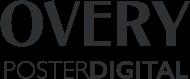 Logo overy cartelería digital signage