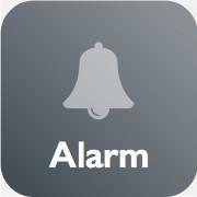Alarm cartelería digital signage
