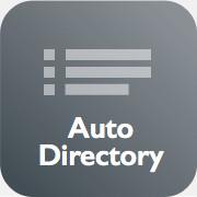 Directory cartelería digital signage