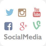 Social media cartelería digital signage