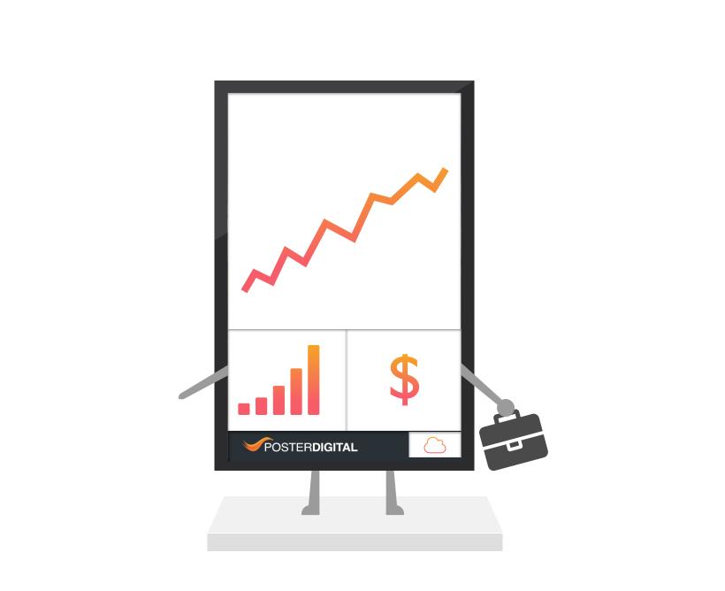 Cartelería digital signage gratis o de pago