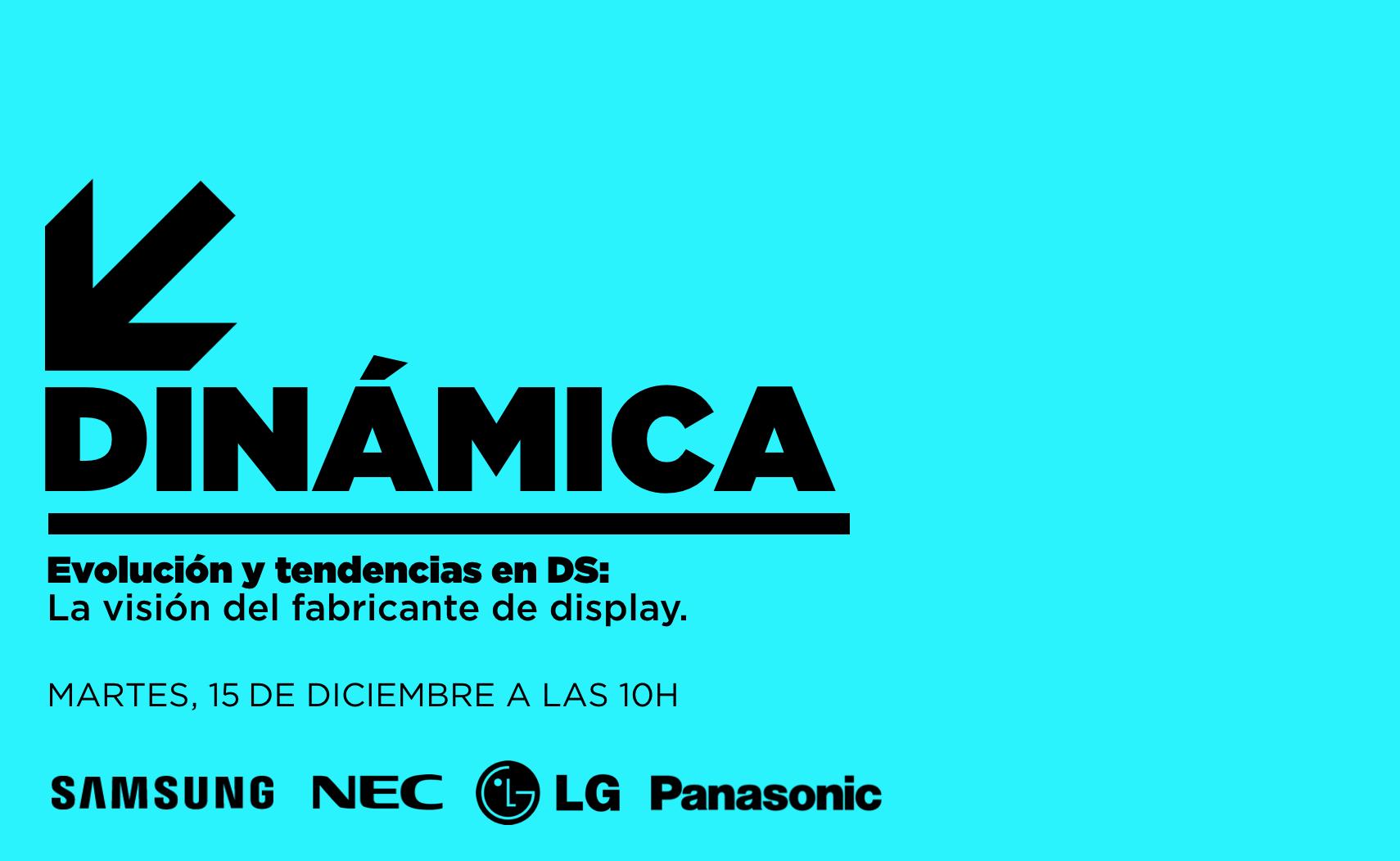 Dinámica logo